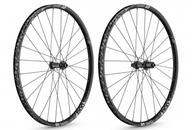 Road Wheelset DT Swiss E1900 Spline 29''/30mm | 12x142mm 15x100mm | Body Shimano/Sram 2019