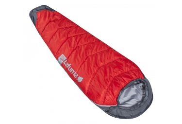 Lafuma Yukon 5 Degrees Sleeping Bag Vibrant Red