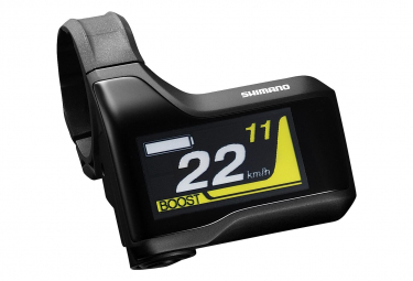 SHIMANO SC-E8000 Steps Screen Control