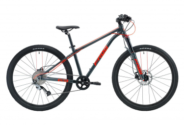 Frog Bikes Child 26'' MTB 69 Shimano 9s Grey / Red
