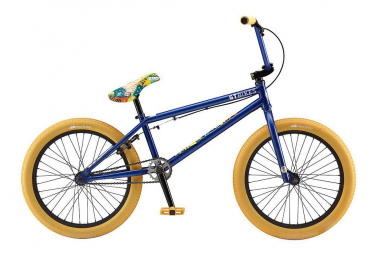 Bmx freestyle gt performer 20 5 bleu 2019
