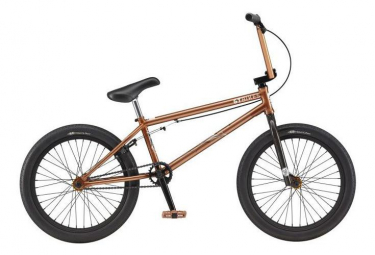 GT BMX Freestyle Conway Team Comp Trans Brown 21'' 2019
