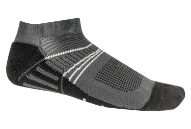Chaussettes Lafuma Fastlite Cut Anthracite Gris