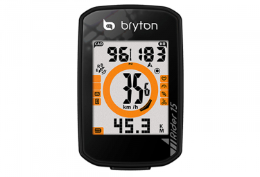 BRYTON Compteur GPS Rider 15E