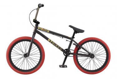 Bmx freestyle gt air 20 noir 2019