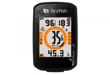 BRYTON Compteur GPS Rider 15C