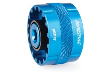 Demonte boitier de pedalier park tool bbt 47 16 12 encoches 52 2mm 50 4mm