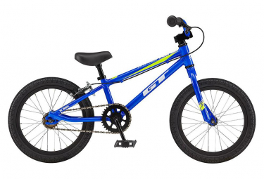 Bmx freestyle enfant gt mach one 16 fw bleu 2019