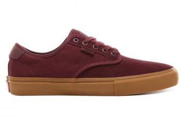 Vans Chima Ferguson Pro Shoes Burgundy / Gum