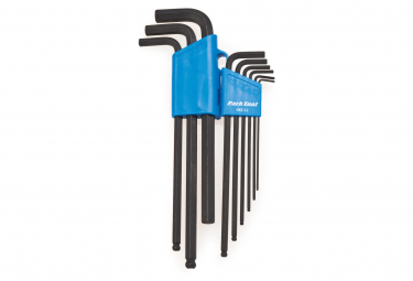 Park Tool HXS-1.2 L-Shaped Hex Wrench Set