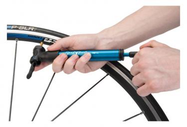 Mini Pompe Park Tool PMP-4.2 Bleu