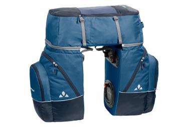 Vaude Karakorum Triple Trunk Bag Bleu