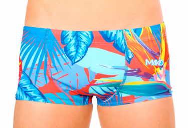 Mako Swimsuit Boxer Pardise Red