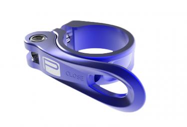 Collier de Selle Promax QR-1 Bleu