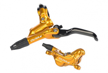 Formula Cura 4 Brake - Rear Gold 2019