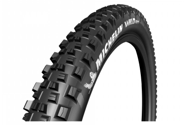 Pneu vtt michelin wild am performance line 26 tubeless ready souple 2 25