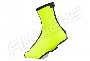 Paire de Couvre-Chaussures BBB HeavyDuty OSS Jaune Fluo 2019