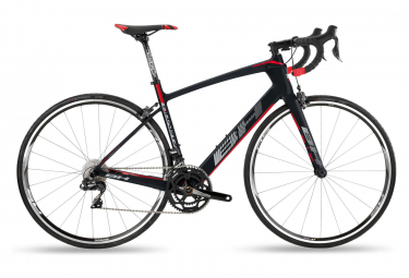 BH Road Bike Quartz 4.0 Shimano Ultegra Di2 11s Black / Red 2019