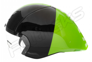 Casque Aero KASK MISTRAL Noir Vert