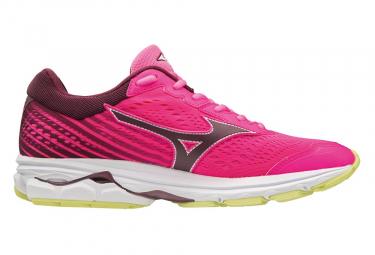 Zapatillas Mizuno Wave Rider 22 para Mujer Rosa
