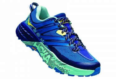 Hoka Trail Shoes Speedgoat 3 Blue Women