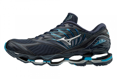 Mizuno Wave Prophecy 8 Blue Silver Men