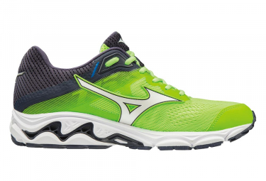 Zapatillas Mizuno Wave Inspire 15 para Hombre Verde / Negro