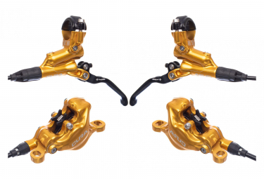 Formula Disc Brake Pair Cura (without disc) Gold 2019
