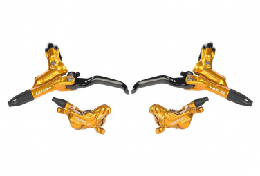 Formula Disc Brake Pair Cura 4 (without disc) Gold 2019