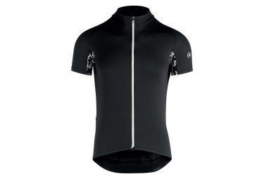 Assos Mille GT Short Sleeves Jersey Black Series