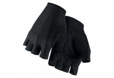 Assos RS Aero Short Gloves Black Series