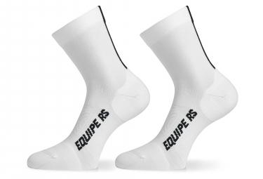 Assos Equipe Rs Socks Holy White 39 42