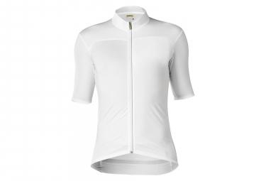 Mavic Essential - Kurzärmliges Jersey Eclipse White