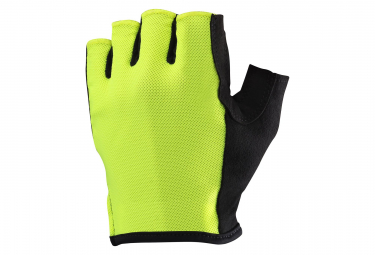 Gants Courts Mavic Essential Safety / Jaune