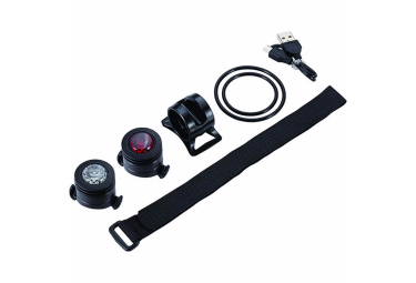 BBB SpyCombo USB Light Set