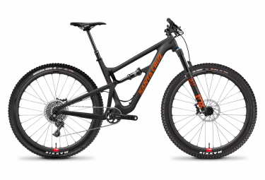 Santa cruz hightower cc xo1 12v black reserve 2019 mtb xxl 191 198 cm
