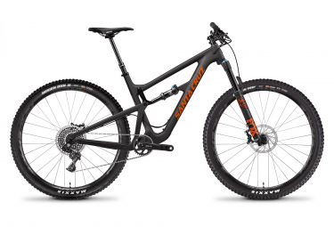 Santa cruz hightower cc xo1 12v black 2019 mtb l 175 185 cm