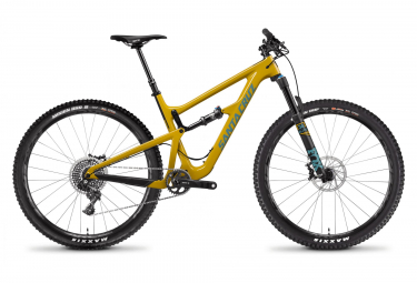 Santa cruz hightower cc xo1 12v mustard 2019 mtb xl 185 191 cm