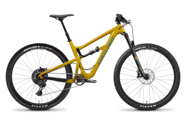 Santa cruz hightower c r kit 12v mustard 2019 mtb s 157 165 cm