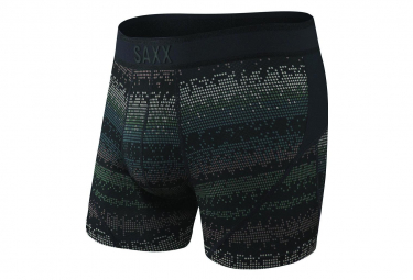Saxx Boxer Kinetic Black Grey
