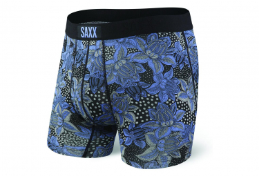 Saxx Boxer Ultra Black Blue