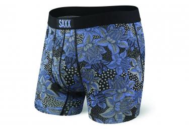 Boxer Saxx Ultra Noir Bleu