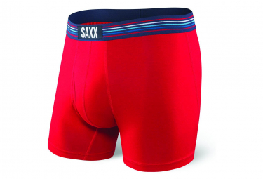 Boxer Saxx Ultra Rouge