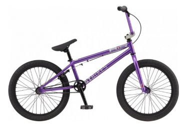 GT BMX Freestyle Air 20'' Purple 2019