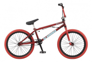 Bmx freestyle gt slammer 20 rouge 2019
