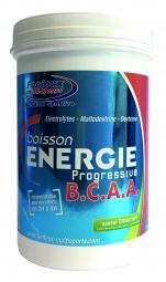 Boisson énergétique Fenioux Energie Progressive BCAA Citron Vert 600g