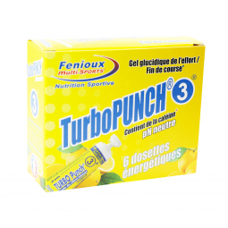 FENIOUX Multi-Sports Pack Turbo Punch (6 geles)