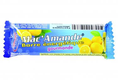 Energy Bar Fenioux Mac'Amande Lemon