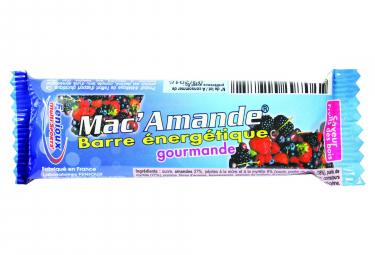 Energy Bar Fenioux Mac'Amande Red Fruits