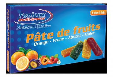 PATE DE FRUITS (BOITE DE 6)